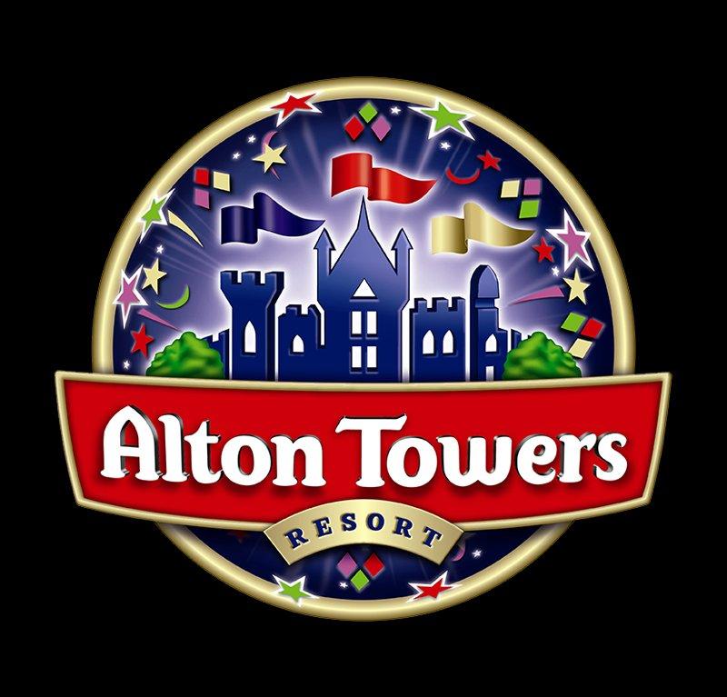 ROLLERCOASTER RESTAURANT AV SHOW, ALTON TOWERS